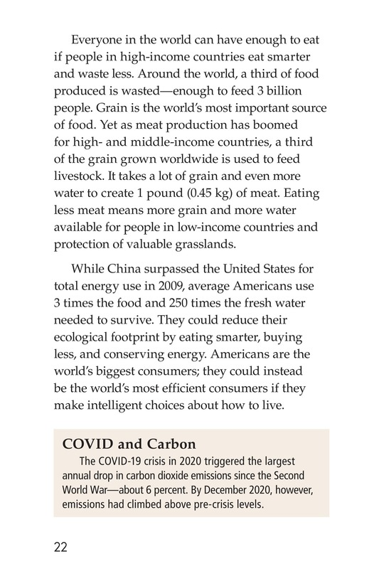 Book Preview For Seven Billion and Counting Page 22