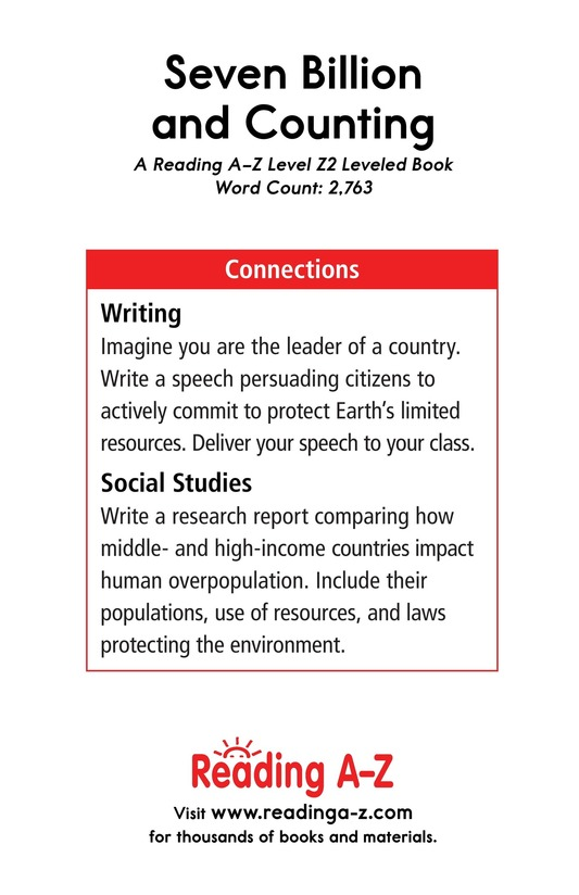 Book Preview For Seven Billion and Counting Page 25