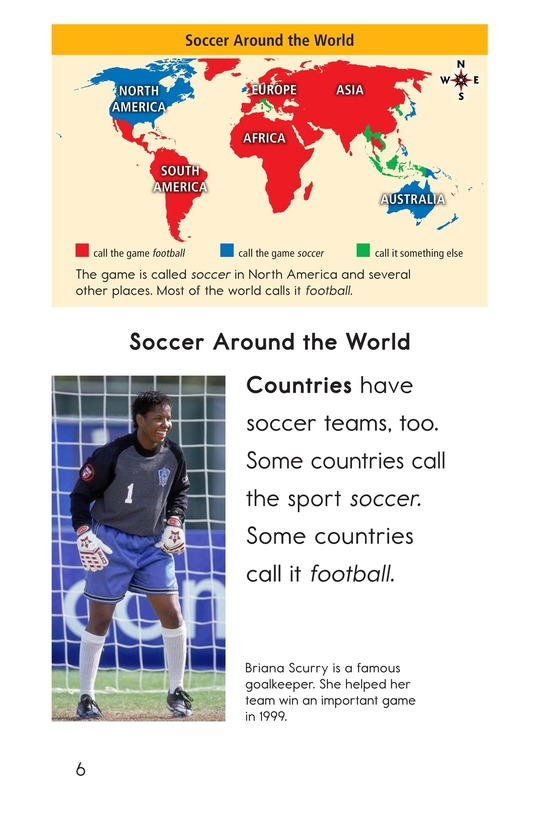 Book Preview For Soccer Page 6