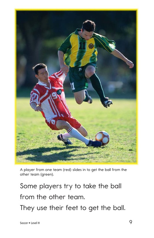 Book Preview For Soccer Page 9