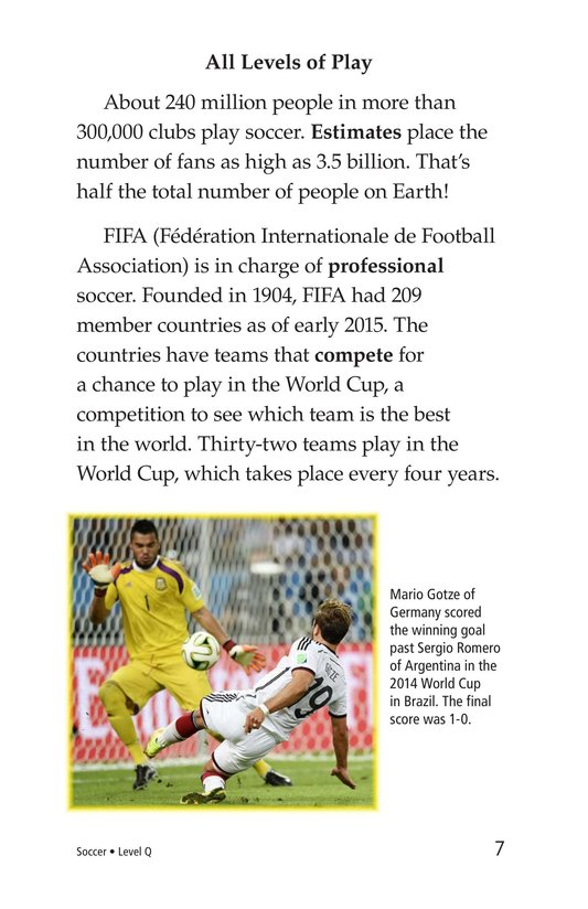 Book Preview For Soccer Page 7