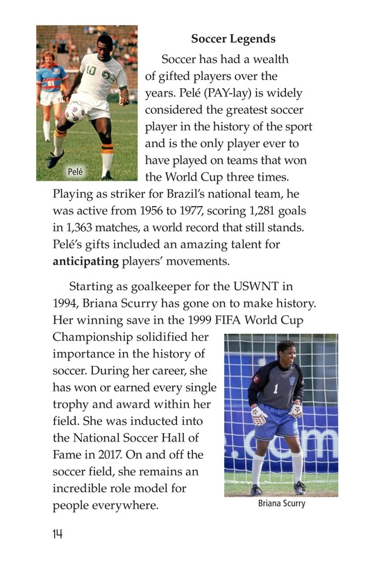 Book Preview For Soccer Page 14
