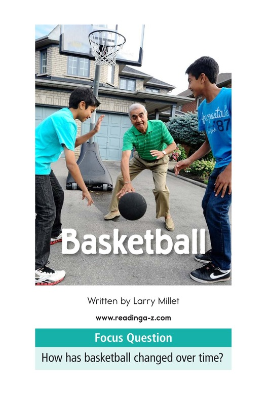 Book Preview For Basketball Page 1