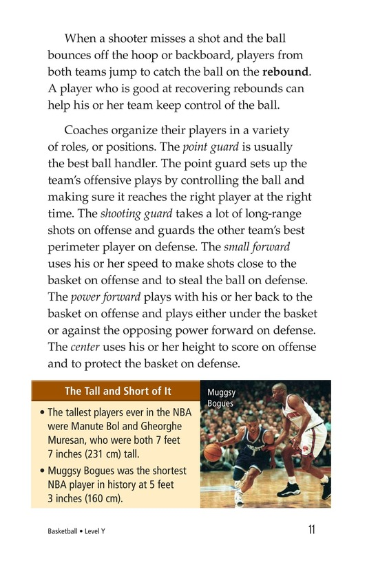 Book Preview For Basketball Page 11
