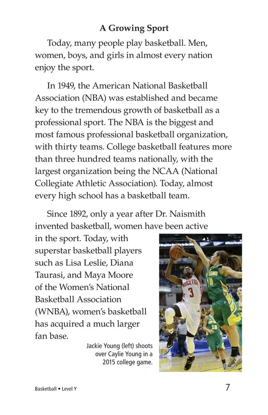 Book Preview For Basketball Page 7