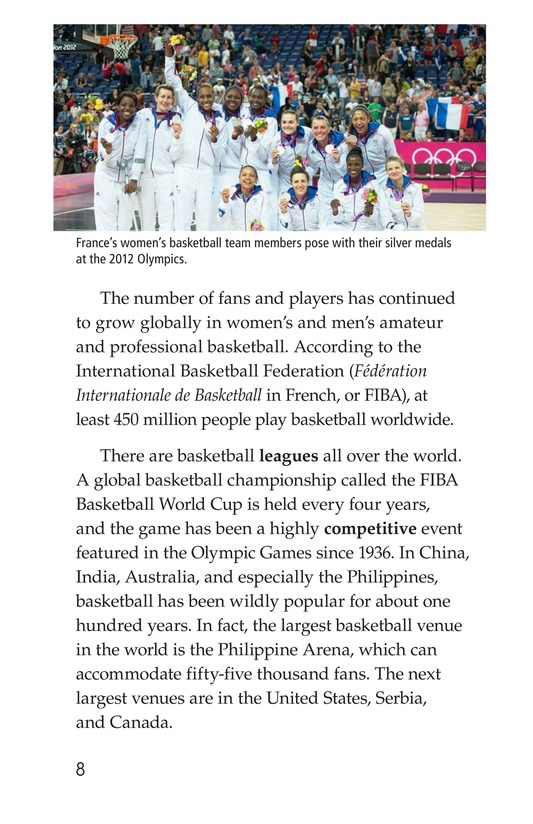 Book Preview For Basketball Page 8