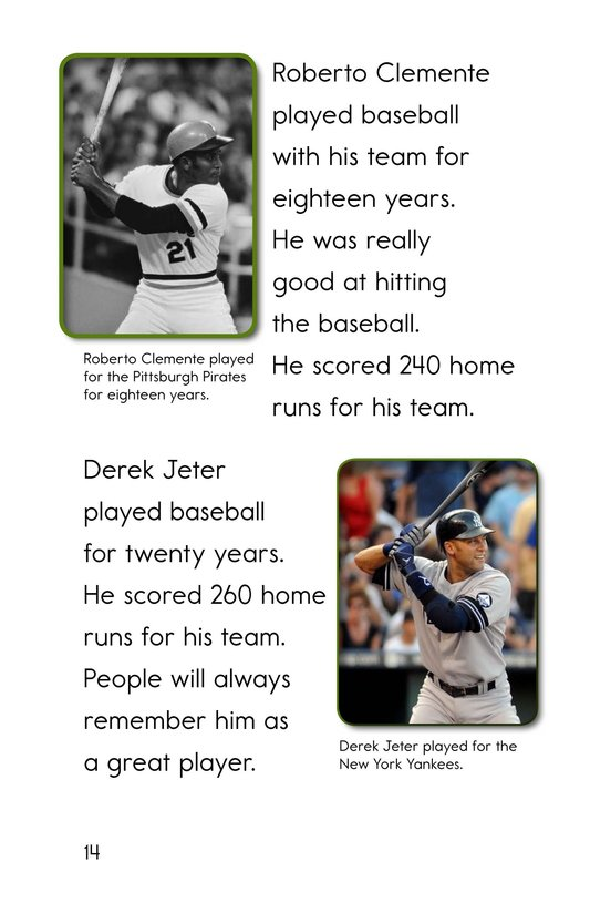 Book Preview For Baseball Page 14
