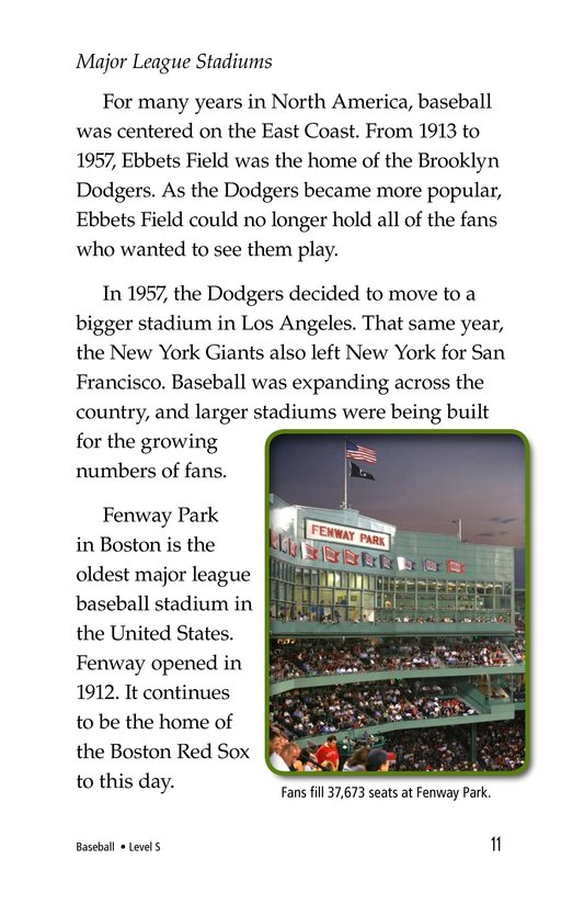 Book Preview For Baseball Page 11