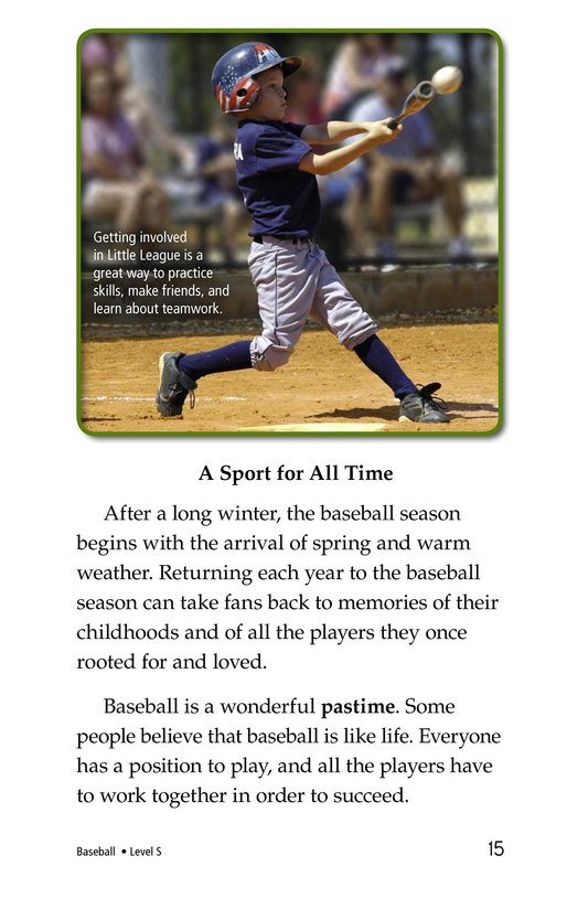Book Preview For Baseball Page 15