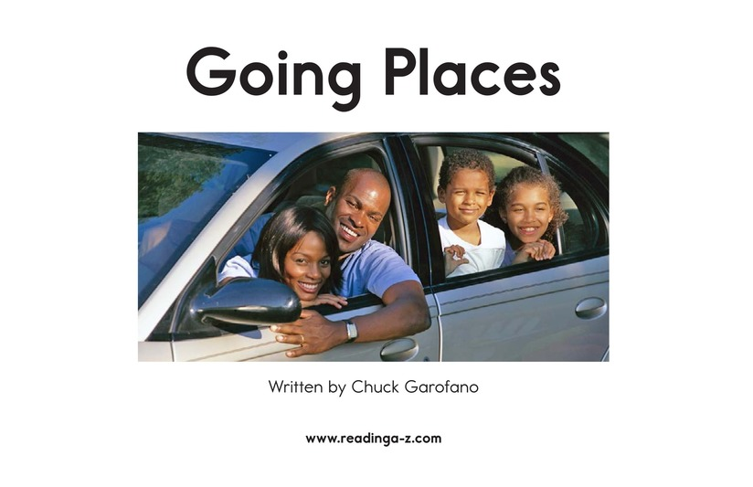 Book Preview For Going Places Page 2