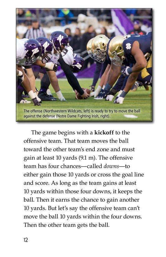 Book Preview For American Football Page 12