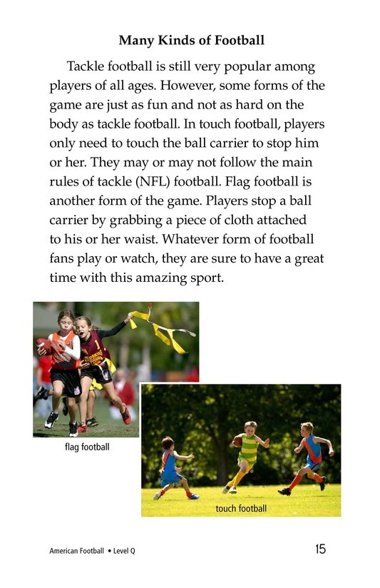 Book Preview For American Football Page 15