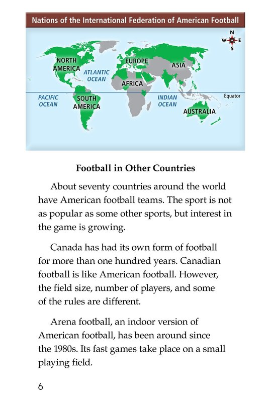 Book Preview For American Football Page 6
