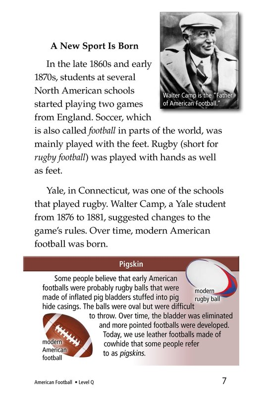 Book Preview For American Football Page 7