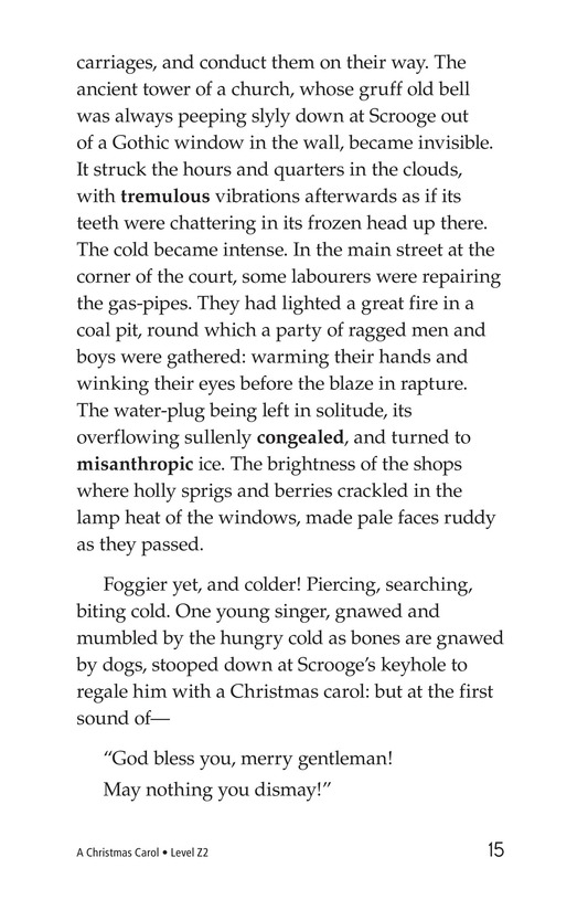 Book Preview For A Christmas Carol (Part 1) Page 15