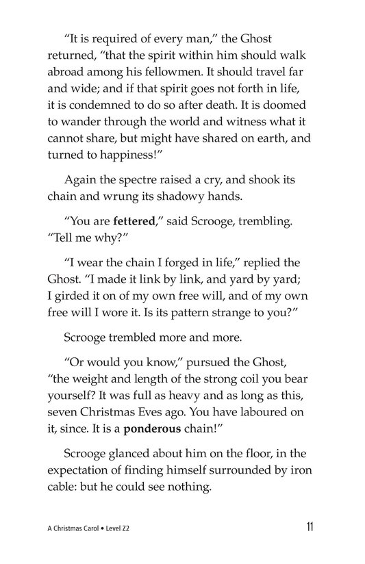 Book Preview For A Christmas Carol (Part 2) Page 11