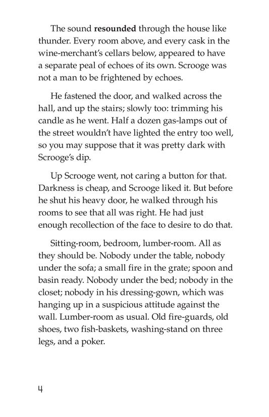 Book Preview For A Christmas Carol (Part 2) Page 4