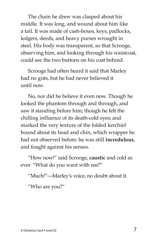 Book Preview For A Christmas Carol (Part 2) Page 7