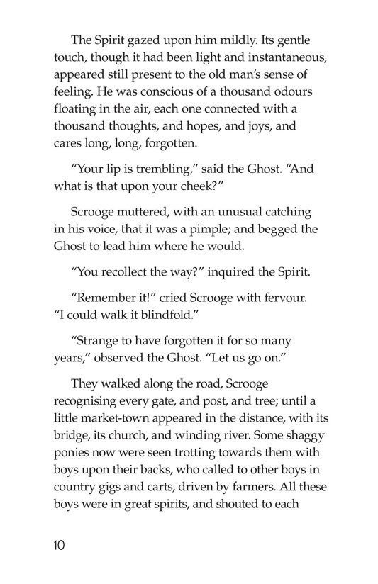 Book Preview For A Christmas Carol (Part 3) Page 10
