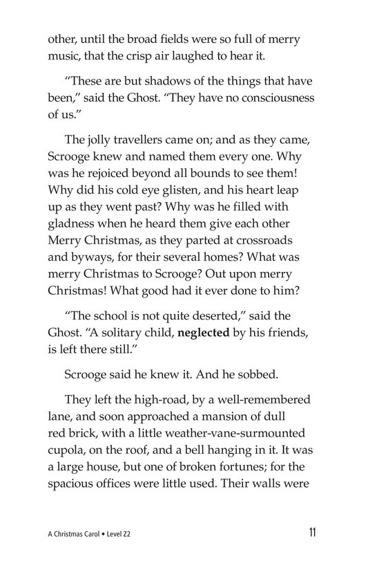Book Preview For A Christmas Carol (Part 3) Page 11