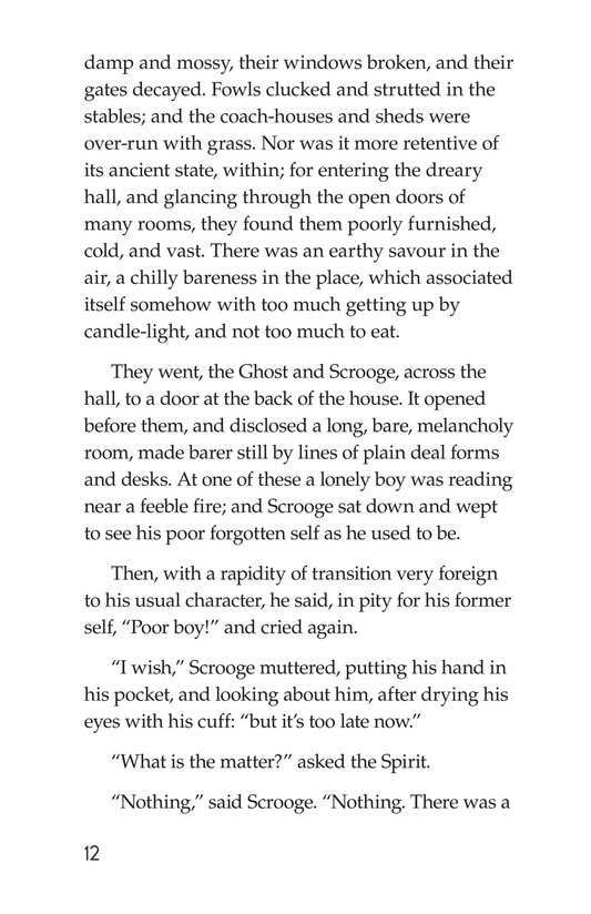 Book Preview For A Christmas Carol (Part 3) Page 12