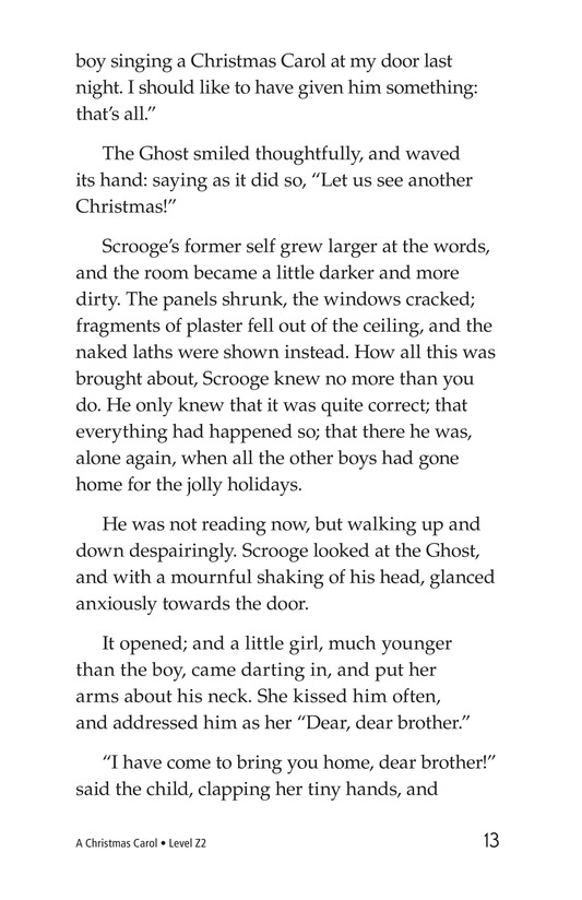 Book Preview For A Christmas Carol (Part 3) Page 13