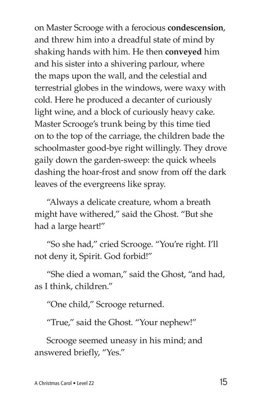 Book Preview For A Christmas Carol (Part 3) Page 15