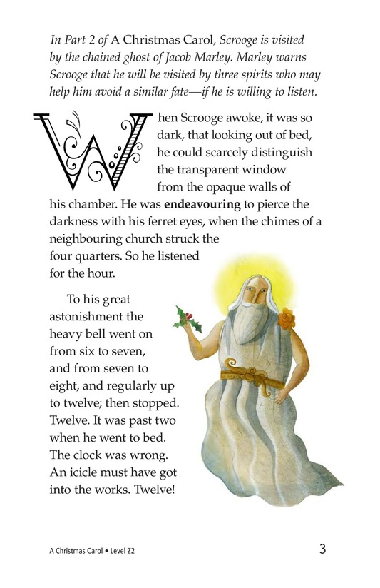 Book Preview For A Christmas Carol (Part 3) Page 3
