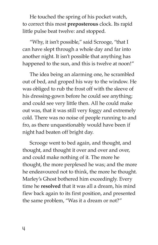 Book Preview For A Christmas Carol (Part 3) Page 4