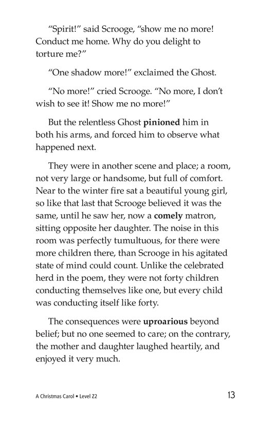 Book Preview For A Christmas Carol (Part 4) Page 13