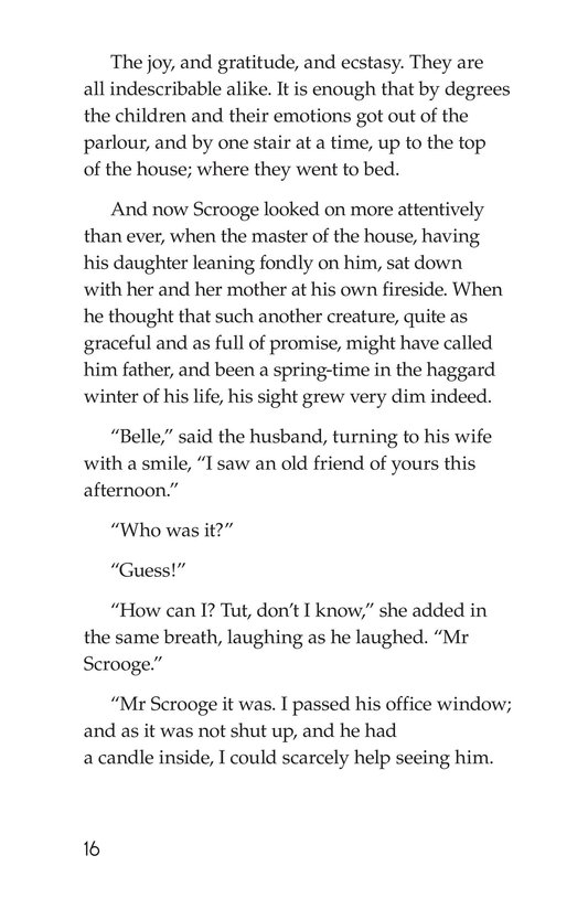 Book Preview For A Christmas Carol (Part 4) Page 16