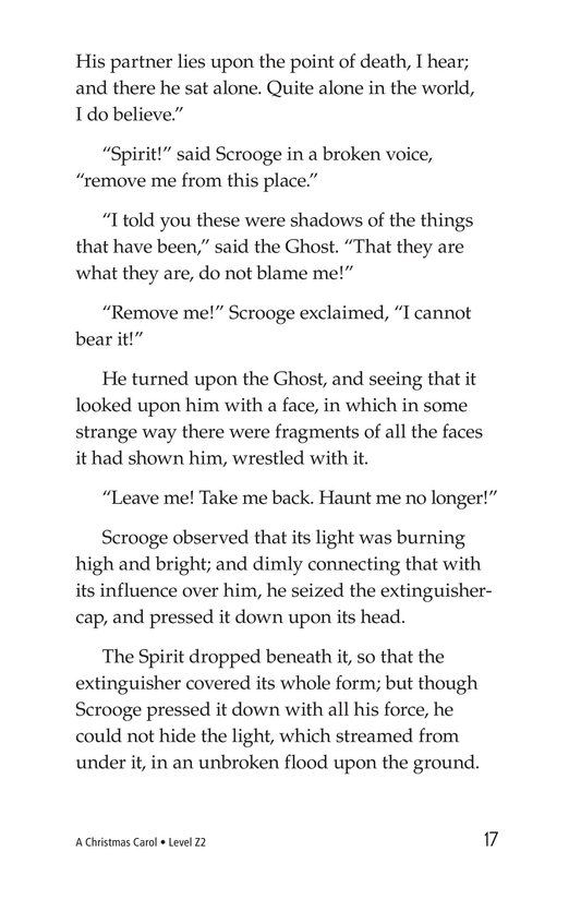 Book Preview For A Christmas Carol (Part 4) Page 17