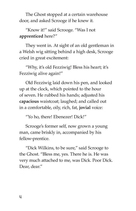 Book Preview For A Christmas Carol (Part 4) Page 4