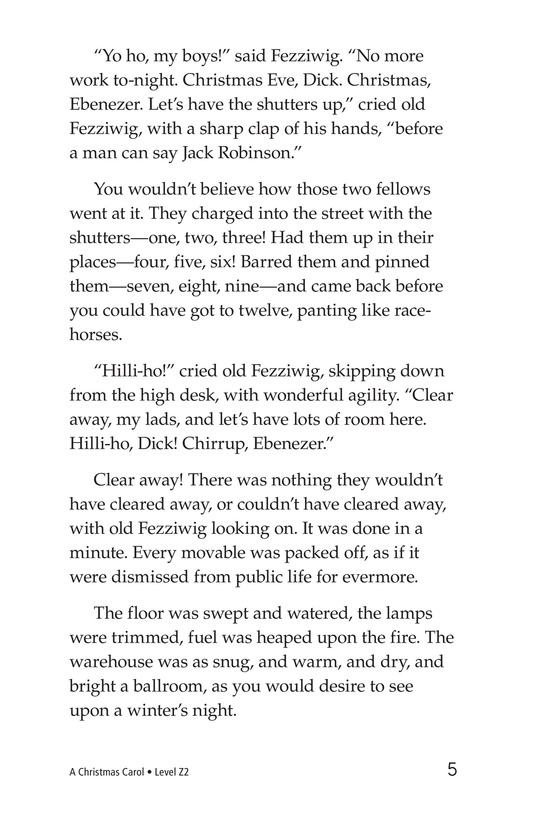 Book Preview For A Christmas Carol (Part 4) Page 5