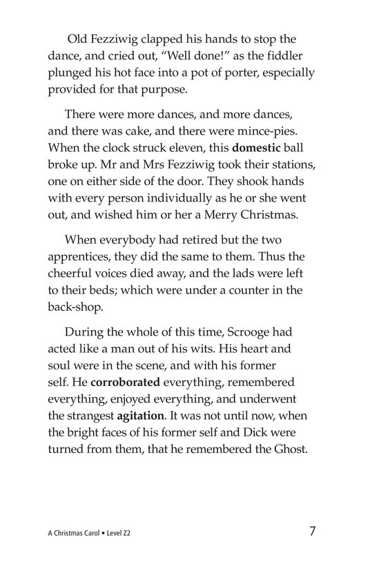 Book Preview For A Christmas Carol (Part 4) Page 7