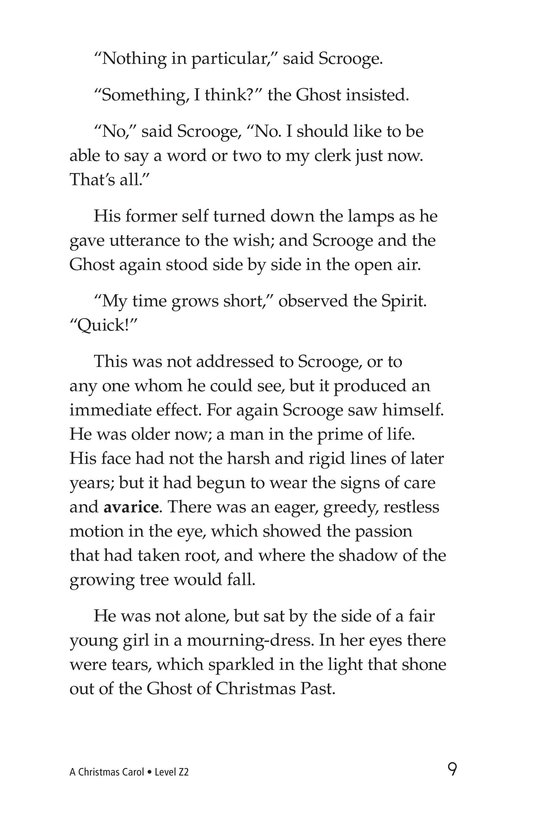 Book Preview For A Christmas Carol (Part 4) Page 9