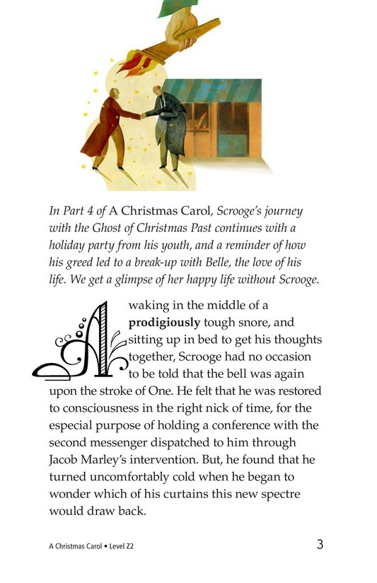 Book Preview For A Christmas Carol (Part 5) Page 3