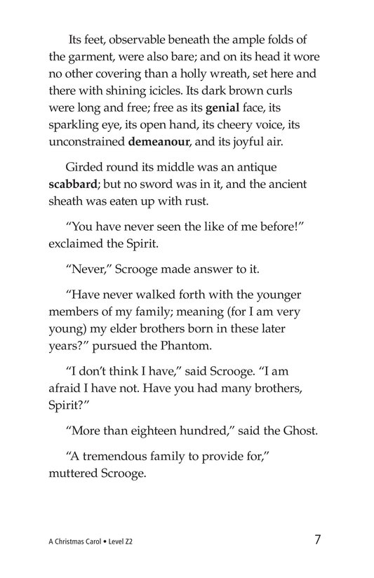 Book Preview For A Christmas Carol (Part 5) Page 7