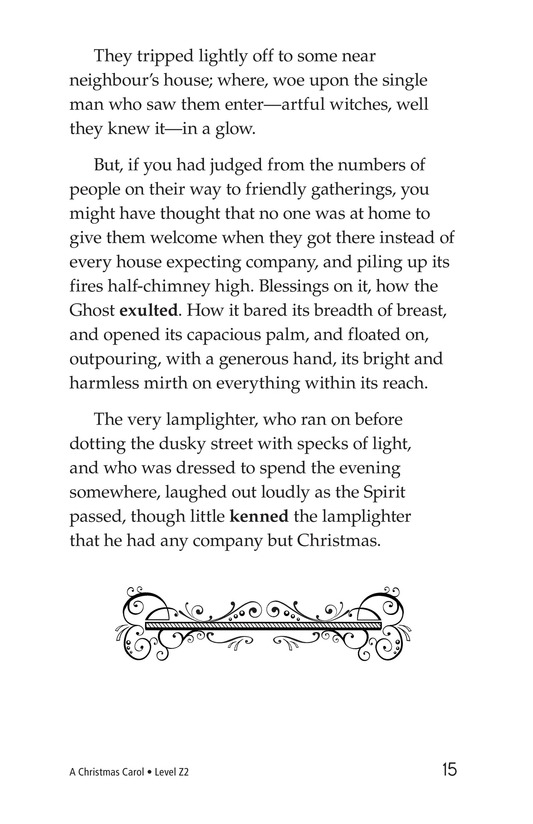 Book Preview For A Christmas Carol (Part 6) Page 15
