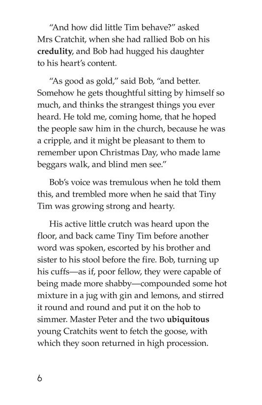 Book Preview For A Christmas Carol (Part 6) Page 6