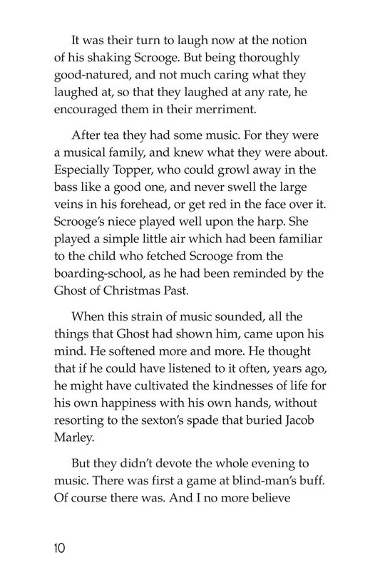 Book Preview For A Christmas Carol (Part 7) Page 10
