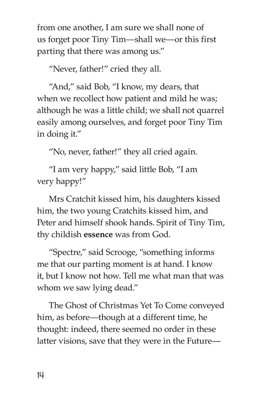 Book Preview For A Christmas Carol (Part 9) Page 14