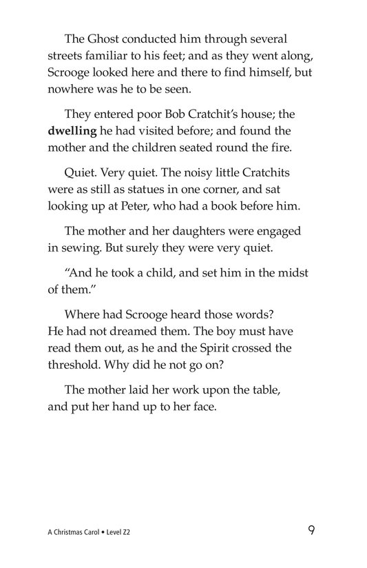 Book Preview For A Christmas Carol (Part 9) Page 9