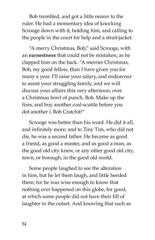 Book Preview For A Christmas Carol (Part 10) Page 14