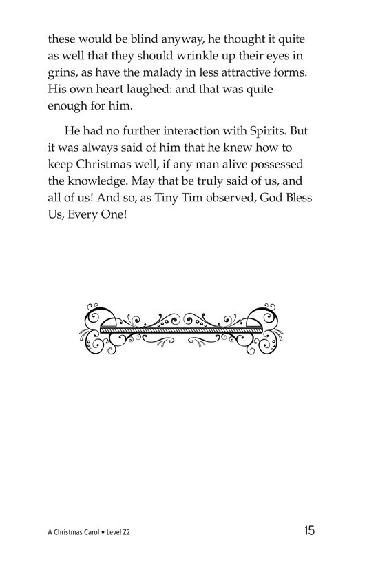 Book Preview For A Christmas Carol (Part 10) Page 15