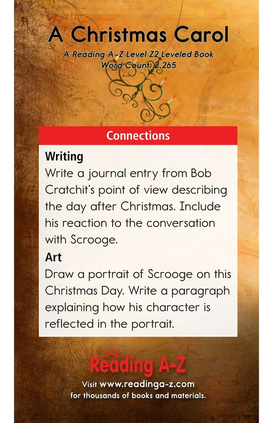 Book Preview For A Christmas Carol (Part 10) Page 17