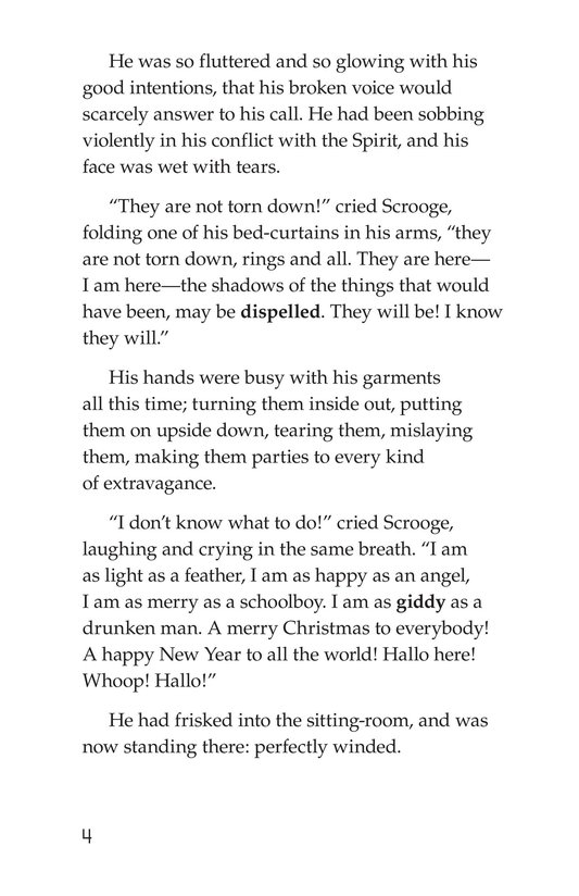 Book Preview For A Christmas Carol (Part 10) Page 4