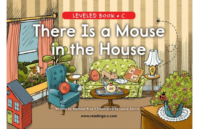Book Preview For There Is a Mouse in the House Page 0