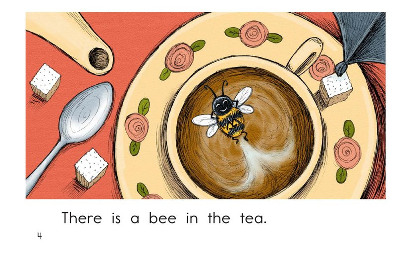 Book Preview For There Is a Mouse in the House Page 4