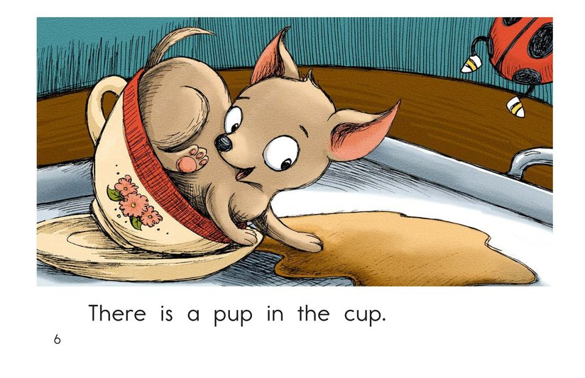 Book Preview For There Is a Mouse in the House Page 6